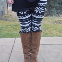 Jingle All the Way Leggings