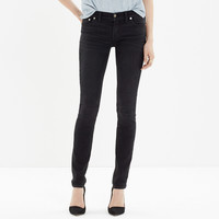 Alley Straight Jeans in Black Sea