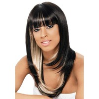 BANG STYLE WIG , PREMIUM FIBER Collection Synthetic Wig (SC131)