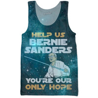 Bernie Sanders Meets Star Wars