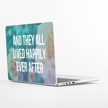 Ever After Laptop Skin