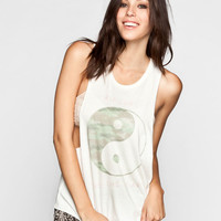 Rip Curl Harmony Womens Muscle Tank Vanilla  In Sizes