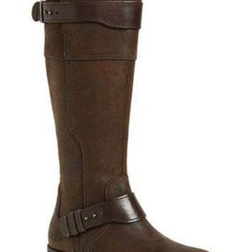 MDIG1O UGG? Australia 'Dayle' Tall Motorcycle Boot (Women) | Nordstrom