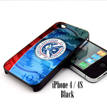 HOMELAND SECURITY iPhone Cases