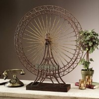 Home Decor | The Grande Exposition Ferris Wheel Statue