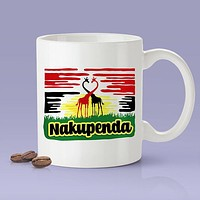 Nakupenda - I Love You -  Africa  [Gift Idea For Him or Her - Makes A Fun Present] I Love You