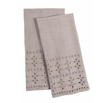 Layla Taupe Pillowcases