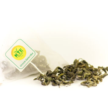 Ganesha Green (Pyramid Tea Bags)