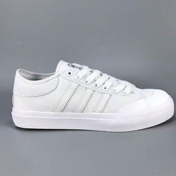 ADIDAS RED TRENDING MATCH COURT JACK PURCELL WOMEN MEN FASHION SHOES