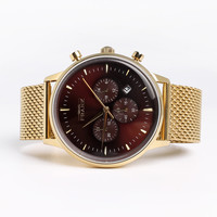 Kinsale Gold Chronograph Watch