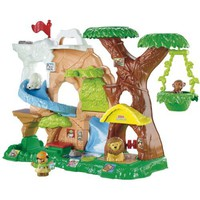 Fisher-Price Little People Zoo Talkers Animal Sounds Zoo | www.deviazon.com