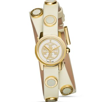 Tory Burch Double Wrap Watch, 21mm | Bloomingdales's