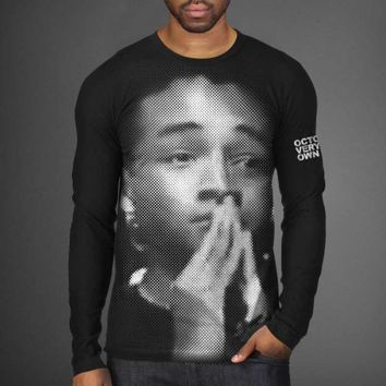 7ac7960f Praying to Drake Jaden Smith long sleeve T Shirt - WeHustle.co.uk