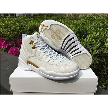 Nike Air Jordan Retro 12 OVO White
