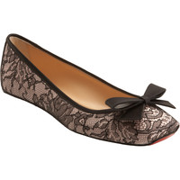 Christian Louboutin Boudoir Flat at Barneys.com