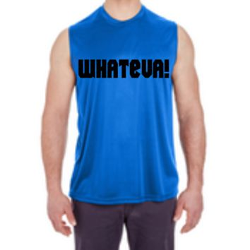 Men's Whateva Workout Sleeveless T-shirt