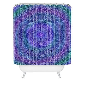 John Turner Jr Fall Shower Curtain