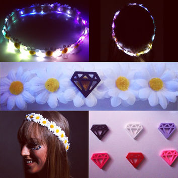 BORGORE LED FlowerCcrown