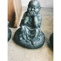 Speak No Evil Baby Buddha