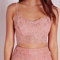 Missguided - Neilina Bralet Rose