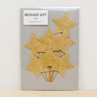 Glam Stars Wire Gift Tag Set