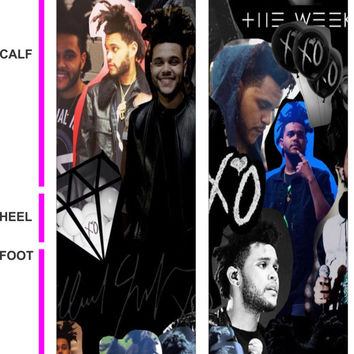 The Weeknd Socks - Weeknd