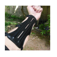 Leather Arm Protection Gear for Archery Shooting