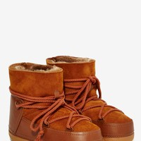 Ikkii Classic Shearling Snow Boot - Deer