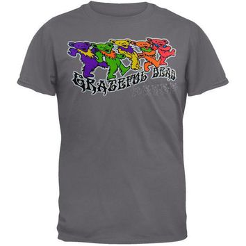 PEAPGQ9 Grateful Dead - Trippy Bears T-Shirt