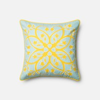 Loloi Yellow Decorative Throw Pillow (P0277)