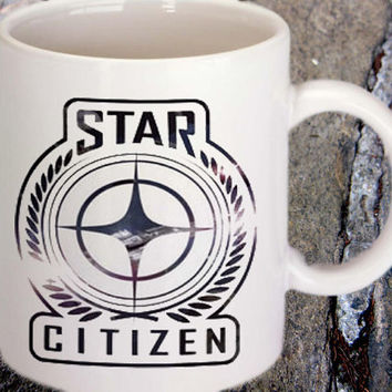 Star Citizen Coffee Mug