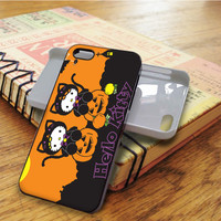 Cartoon Halloween Hello Kitty iPhone 5C Case
