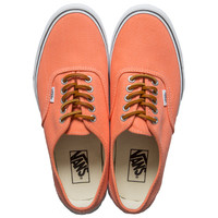 Vans | Authentic (Brushed Twill) Fresh Salmon