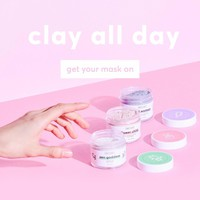 Clay All Day | 3 Mask Bundle