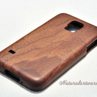Natural wood case for Samsung Galaxy S3 I9300,Galaxy S4 I9500,wood samsung Galaxy S5 case,Note2 N7100 ,wood phone cases,gift,Eco-friendly