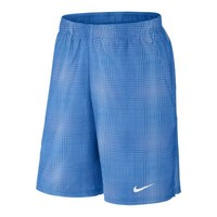 "Nike 10"" Gladiator Graphic Men's Tennis Shorts - Photo Blue"