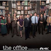 The Office US Cast Dunder-Mifflin Crew Poster 11x17