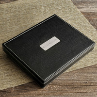 Deluxe Leather Valet