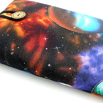 Galaxy Kindle Sleeve, Kindle fire sleeve cover, Nook cover, Google nexus 7 case