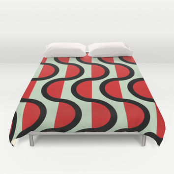 Personal Space IV Duvet Cover by StevenARTify | Society6
