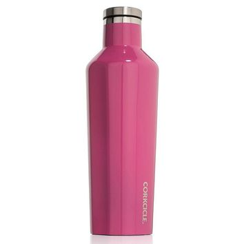 Classic 16 Oz. Canteen in Pink by Corkcicle