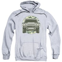 Hummer - Lead Or Follow Adult Pull Over Hoodie