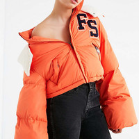 Puma Fenty by Rihanna Cropped Puffer Jacket | Urban Outfitters