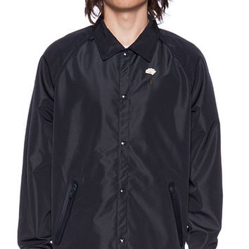 G-Star Raw by Marc Newson Premium Coach's Jacket in Navy
