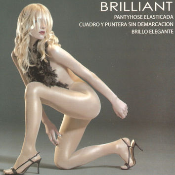 Brilliant Glossy Pantyhose