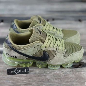 Nike Air MAX 2018?DUNK SB LOW Fashion Casual Sport Running Shoes Army green G-SSRS-CJZX