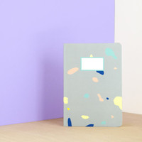 Granit notebook - A5 - 64 Pages Ruled