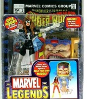 Marvel Legends Series 15 Action Figure Spider-Woman Julia Carpenter Variant (Modok Build-A-Figure)