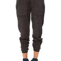 The Sprinter Pant in Eco Black