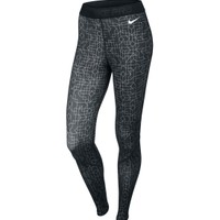 Nike Women's Pro Hyperwarm Print Tights